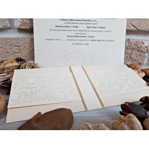 Invitatie de nunta 2619 POPULAR