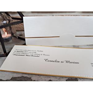 Invitatie de nunta 2698 POPULAR