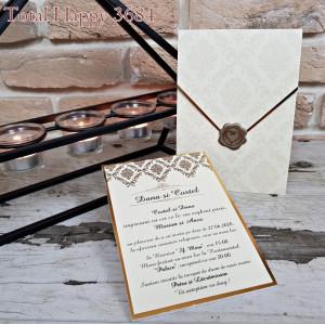 Invitatie de nunta 3684 SEDEF