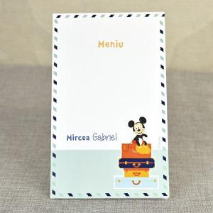 Meniu Mickey Travel 3700 DELUXE