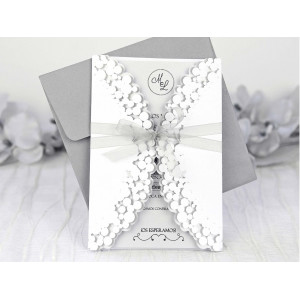 Invitatie de nunta eleganta 39233 CLARA