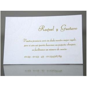 Card de confirmare 44907 EMMA