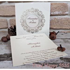 Invitatie de nunta 5535 CONCEPT