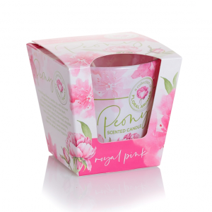Lumanare parfumata florala Roz Regal 115 g BC6484