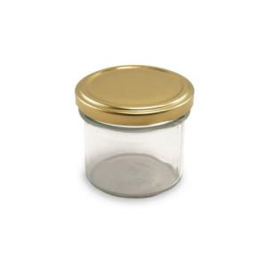Borcan botez 125 ml Oval