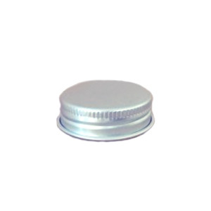 Dop aluminiu 31*10 silver prefiletat CH
