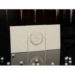 Invitatie baroc 17022-A ARMONI
