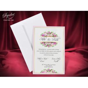 Invitatie de nunta 2661