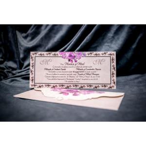Invitatie de nunta 4020 BUKET-BEST