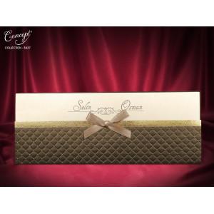 Invitatie de nunta eleganta 5437 CONCEPT