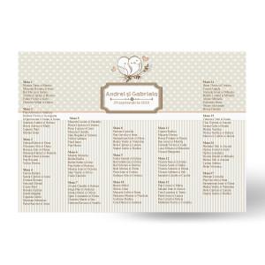 Lista de invitati - L61