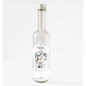 Sticla marturii 350 ml Larisa PP 28