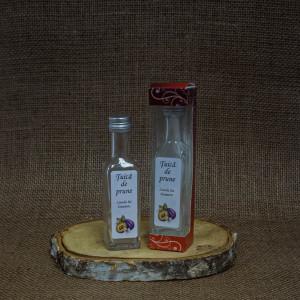 Sticla Marturii 100 ml Cognac Pachet Cadou Tuica