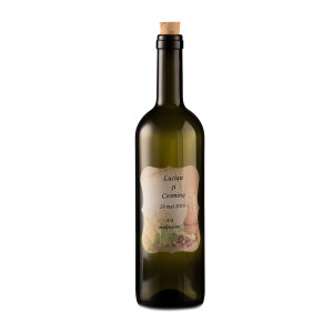 Sticla Marturii 750 ml Vin Olive