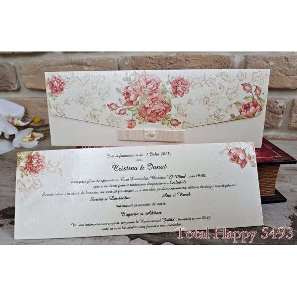 www.invitatiedenunta.ro_Invitatie_de_nunta_florala_cu_fundita_si_perla_5493_CONCEPT