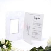 Invitatie de nunta haioasa mov cu calc 101513 TBZ