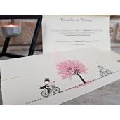 Invitatie de nunta 2714 POPULAR
