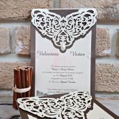 Invitatie de nunta 2760 POPULAR