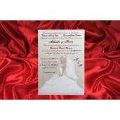 Invitatie de nunta 1678 BEST