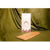 Invitatie de nunta 4074 BUKET-BEST