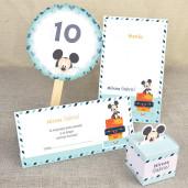 Numar de masa Mickey Mouse 1700 DELUXE