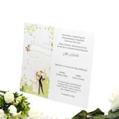 Invitatie de nunta 160047 TBZ
