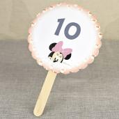 Numar de masa Minnie Mouse 1701 DELUXE