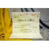 Invitatie de nunta 204 NEW BEST