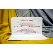 Invitatie de nunta 211 NEW BEST