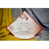Invitatie de nunta 218 NEW BEST
