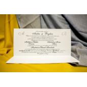 Invitatie de nunta 230 NEW BEST
