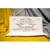 Invitatie de nunta 232 NEW BEST