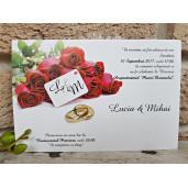 Invitatie de nunta 2653 POPULAR