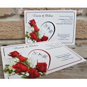 Invitatie de nunta 2656 POPULAR