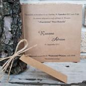 Invitatie de nunta 2666 POPULAR