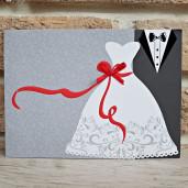 Invitatie de nunta 2739 POPULAR