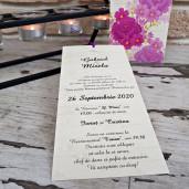 Invitatie de nunta 2782 POPULAR