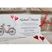 Invitatie de nunta 2786 POPULAR