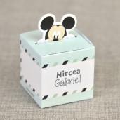 Cutie de marturii Mickey Mouse 4700 DELUXE