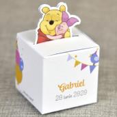 Cutie de marturii Winnie the Pooh 4729 DELUXE