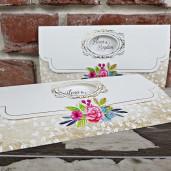 Invitatie de nunta florala 5630 CONCEPT