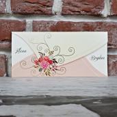 Invitatie de nunta florala 5632 CONCEPT
