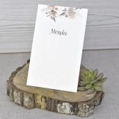 Meniu cu model floral 6318 EMMA