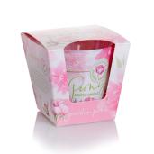 Lumanare parfumata florala Roz Pudra 115 g BC6485