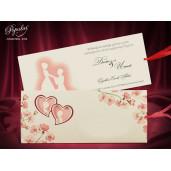 Invitatie de nunta 2704