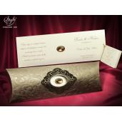 Invitatie de nunta eleganta 3631 SEDEF
