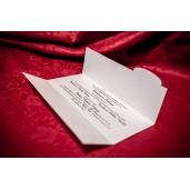 Invitatie de nunta 5004 BUKET-BEST