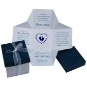 Invitatie de botez cutie pentru baieti 8030 ODISEEA - BAZA
