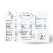 Lista de invitati - L97 Botez