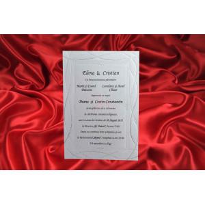 Invitatie de nunta 1112 BEST
